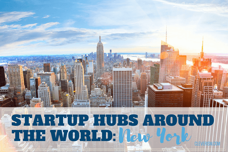 Startup Hubs Around the World: New York
