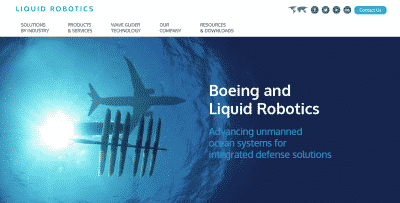 Liquid Robotics