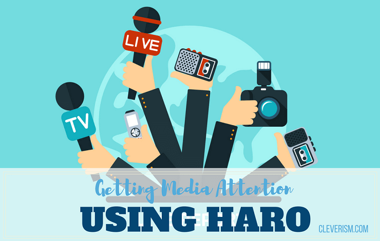 Getting Media Attention Using HARO