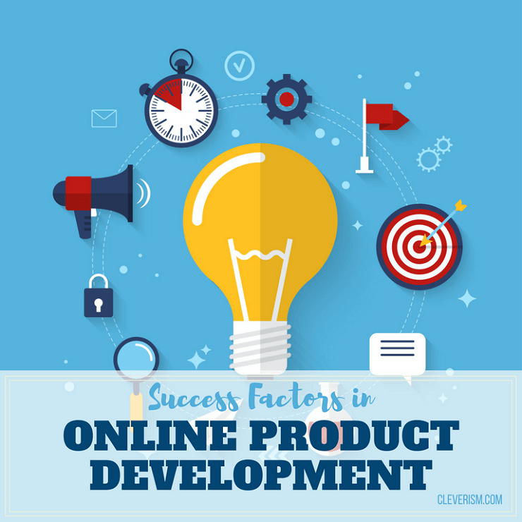 Success Factors in Online Product Development