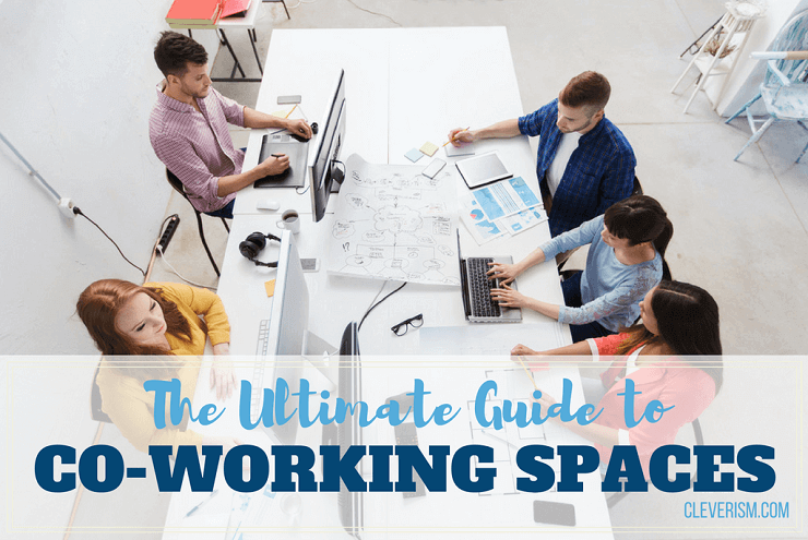 The Ultimate Guide to Co-working Spaces