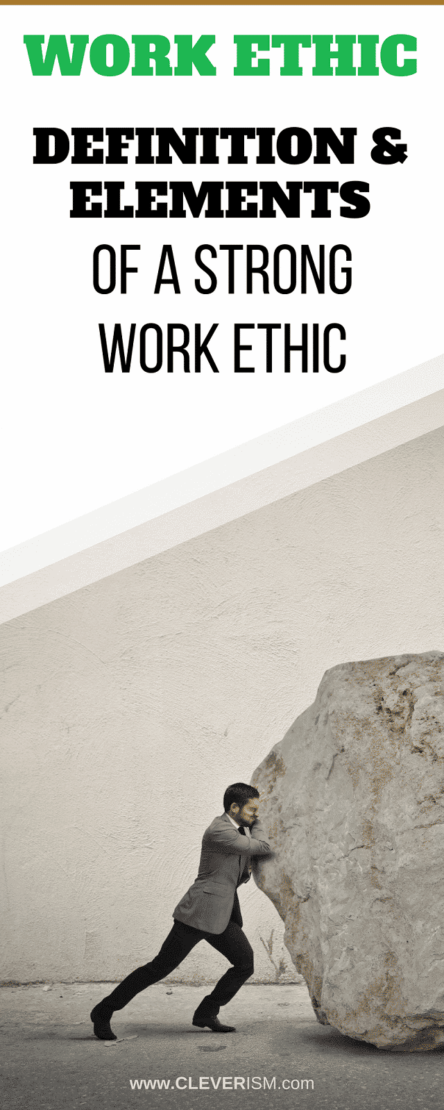 Work Ethic Definition & Elements of a Strong Work Ethic