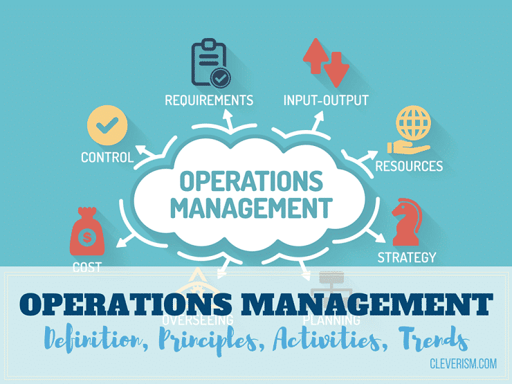Operations Management: Definition, Principles, Activities