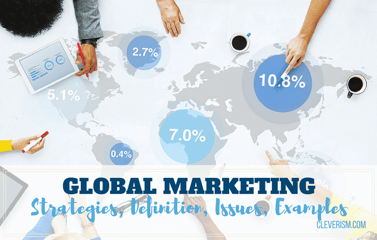 Global Marketing Strategies Definition Issues Examples