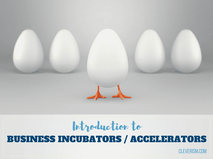 Introduction to Business Incubators / Accelerators