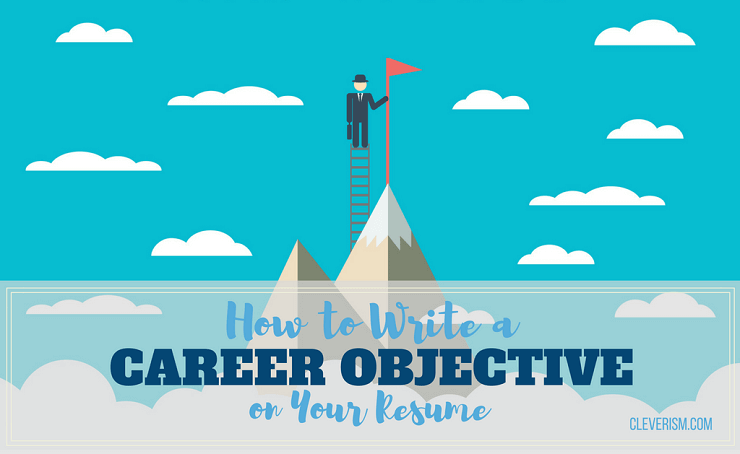 write a resume objective
