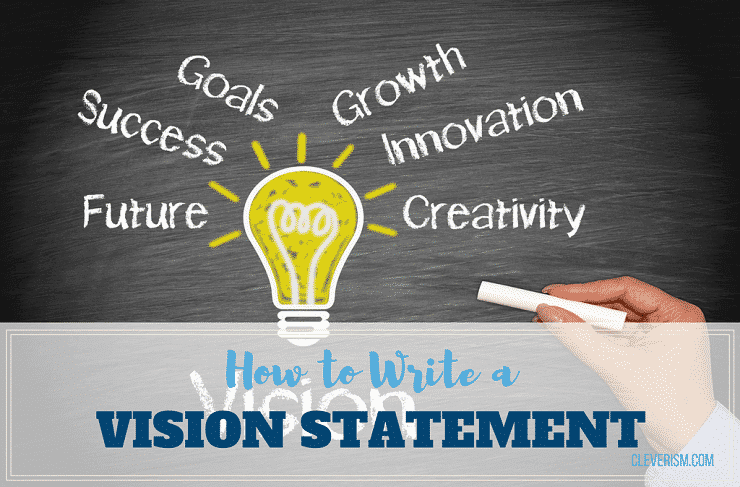 How To Write A Vision Statement