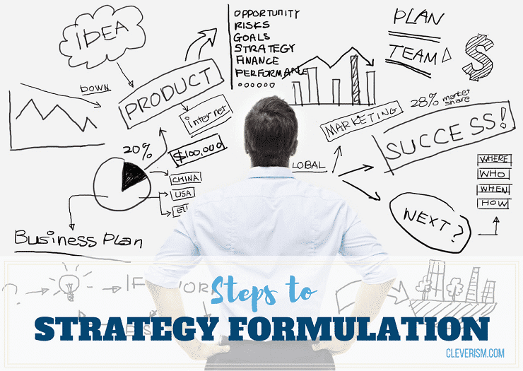 Steps to Strategy Formulation (Read Only If You Want To Outcompete Competitors)