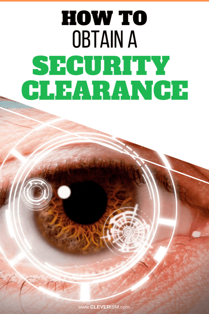 How to Obtain a Security Clearance