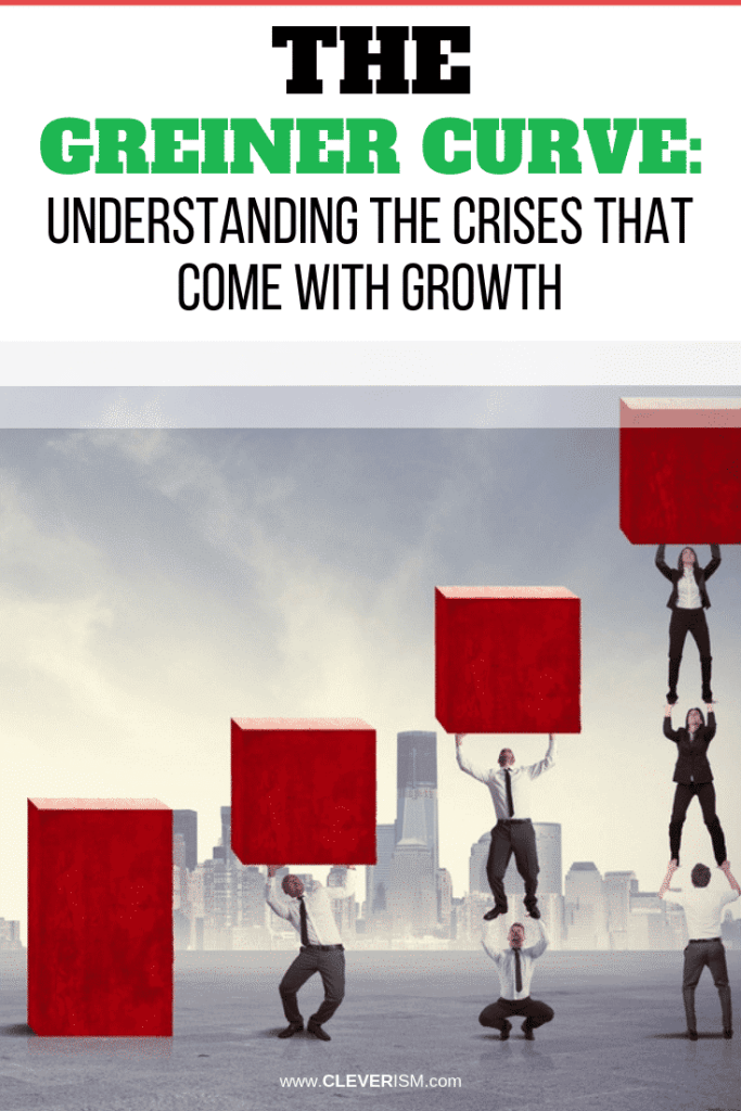 The Greiner Curve: Understanding the Crises That Come With Growth
