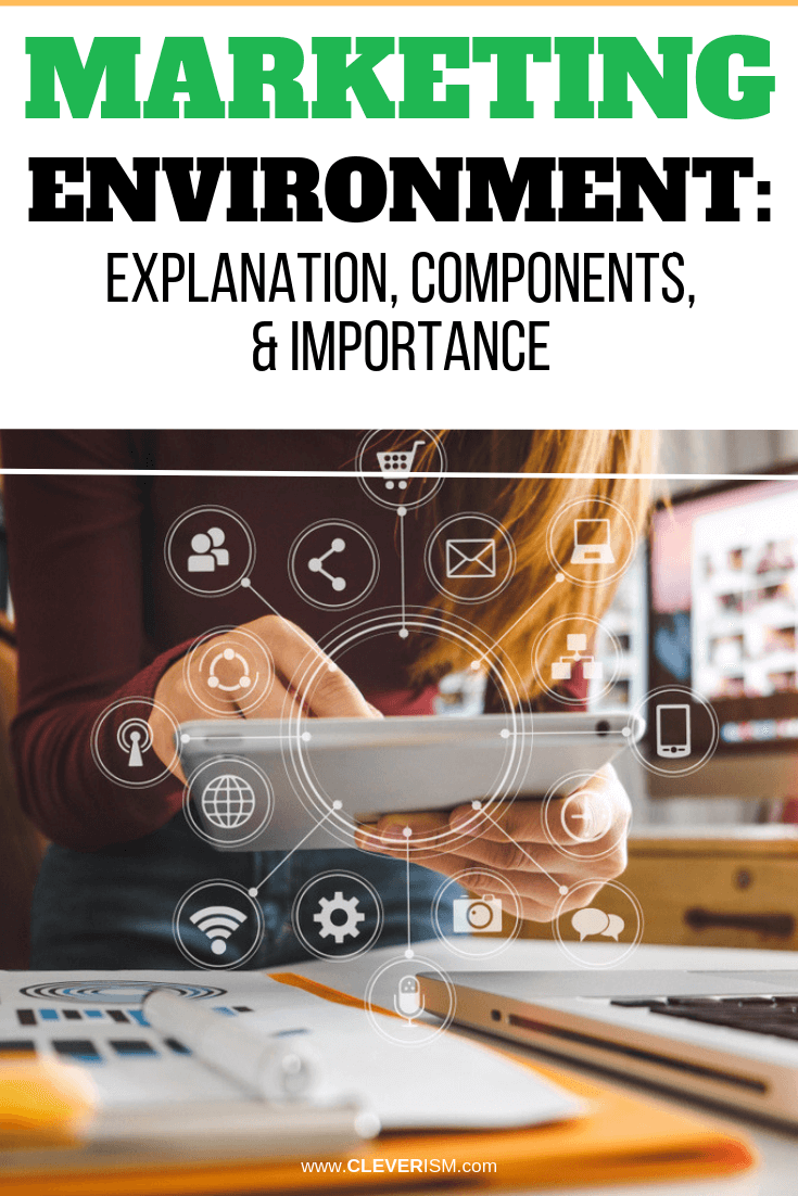 Marketing Environment: Explanation, Components, and Importance - #MarketingEnvironment #Marketing #Cleverism