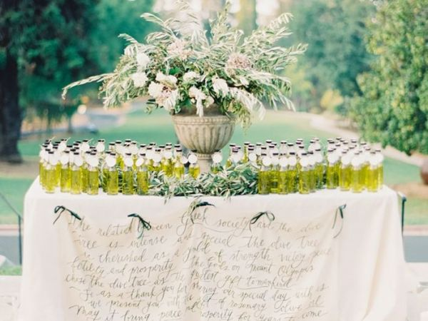 Unexpected Wedding Favors That Every Guest Will Love   MyDomaine