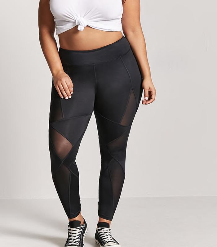 27c72ecd530 The Best Plus Size Yoga Pants Who What Wear