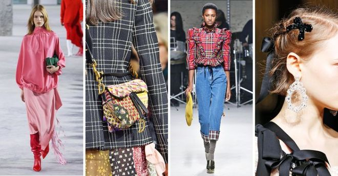 ec10be258f28 To say the autumn winter 2018 fashion trends are really tempting is a  massive understatement. Some of the key looks for the new season have hit  both ...