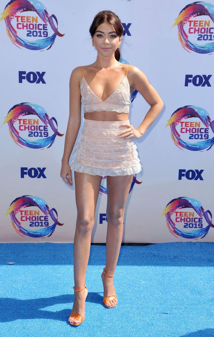 The Most Impressive Red Carpet Looks From Teen Choice Awards