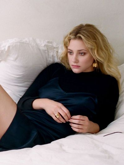 Lili Reinhart on Fashion, Finding Love With Cole Sprouse, and What's Next