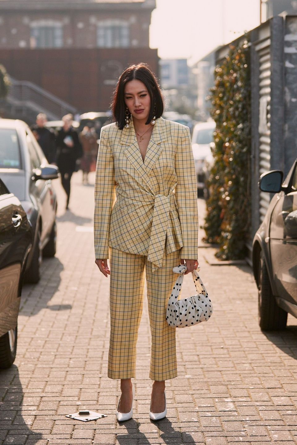 7b0501f907195 ... for more of the top Milan fashion week street style moments from the  fall 2019 shoes