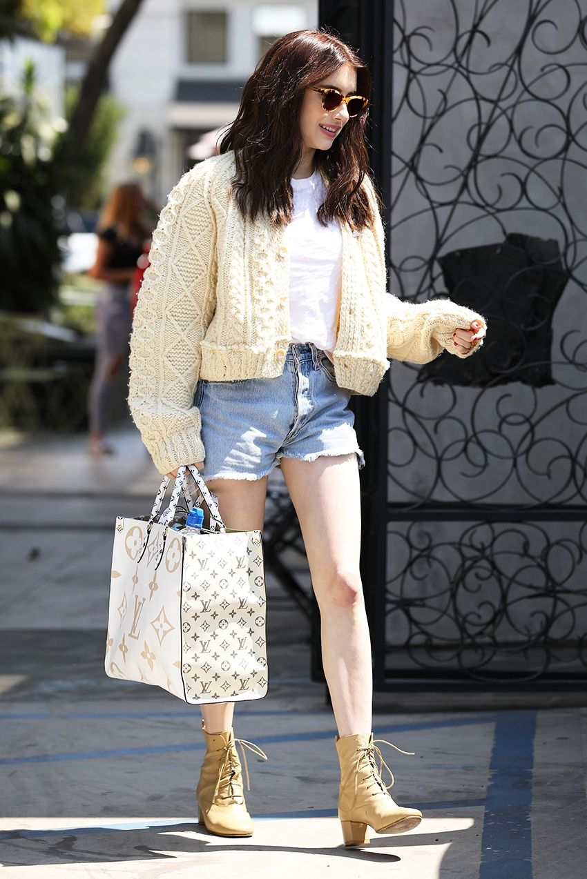 """Emma Roberts Wore the Shoe Style You're """"Not Supposed"""" to Wear With Shorts"""