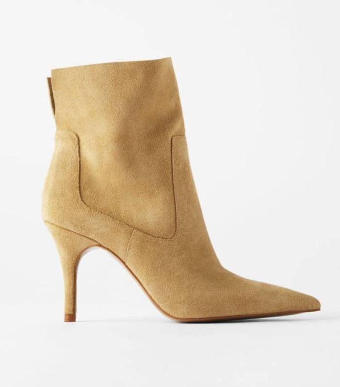 Zara Just Dropped So Many Fall Boots—These Are the 17 We Love