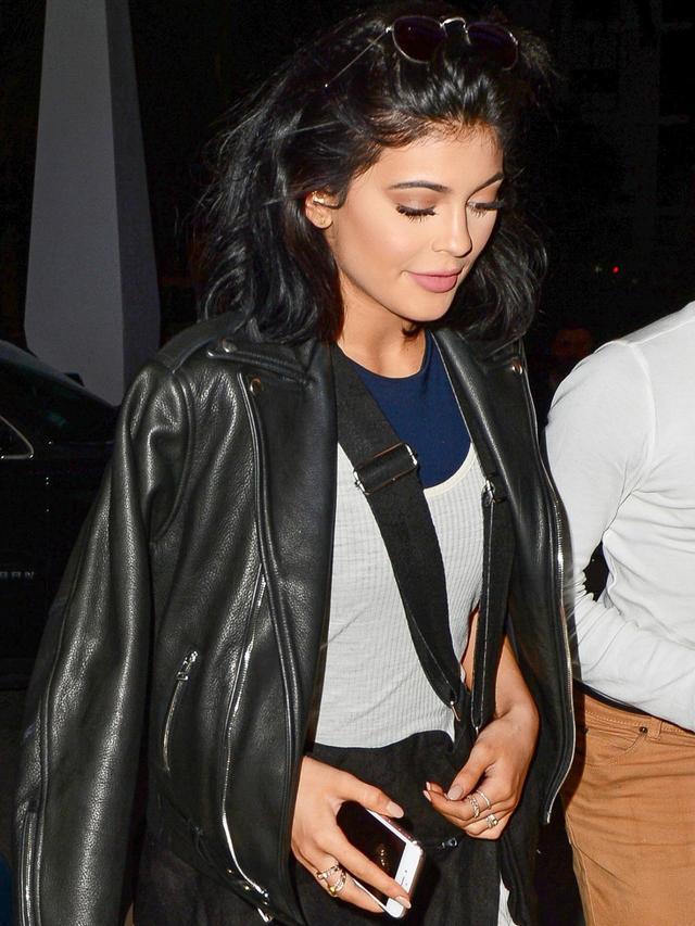 Kylie Jenner New Puma Shoes