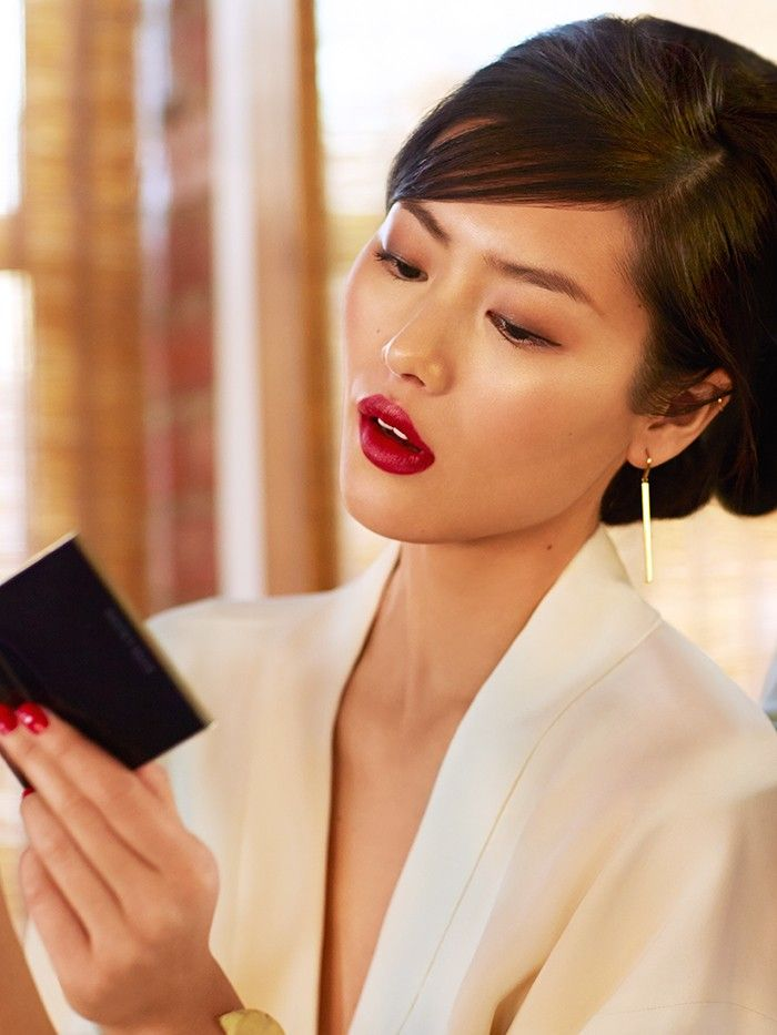 Exclusive Liu Wen Models 3 Stunning Beauty Looks For