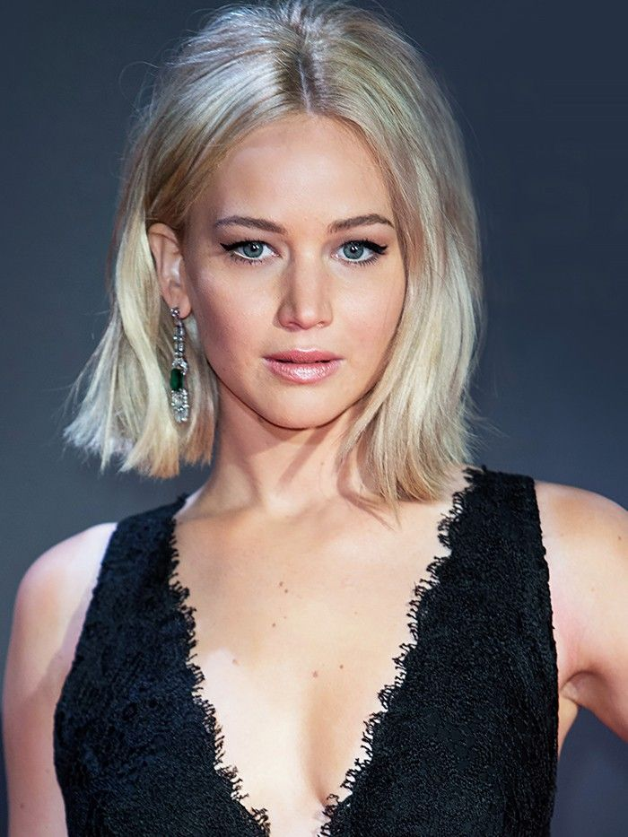 Copy That A Jennifer Lawrence Hairstyle For Every Day Of