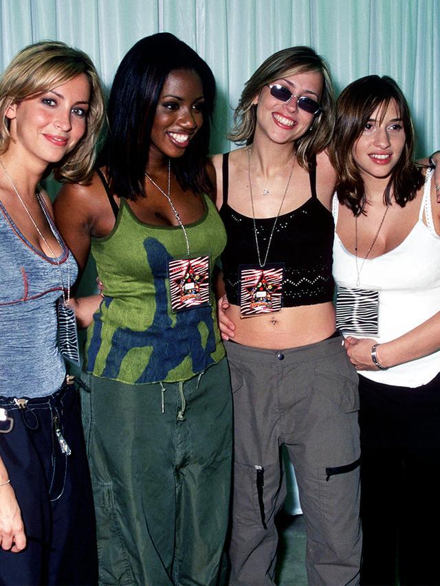 90s fashion: Combat trousers