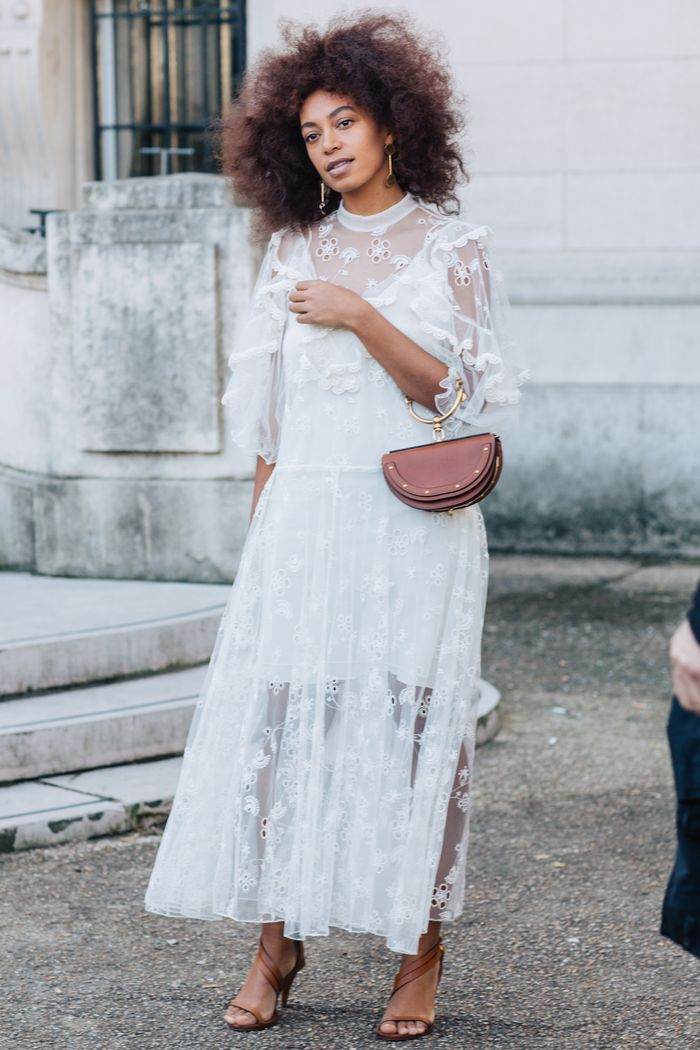 The 15 Best All White Party Outfits That Are So Chic Who What Wear