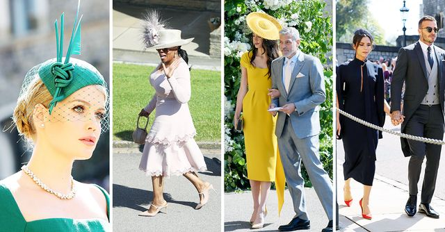78d3b858422 All the Guest Outfits You HAVE to See From Meghan and Harry s ...