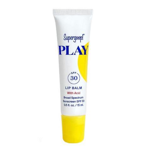Supergoop! New Play Lip Balm SPF 30 with Acai
