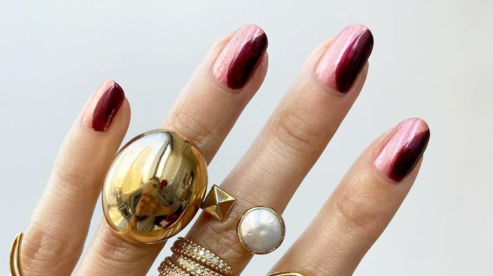 11 Manicure Ideas for Long Nails That Are So Chic