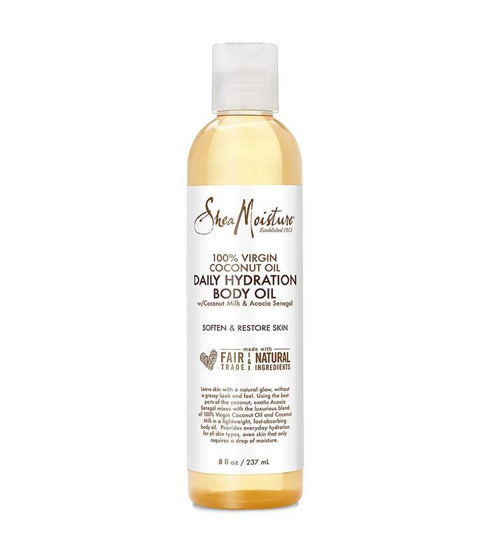 SheaMoisture Daily Hydration Body Oil