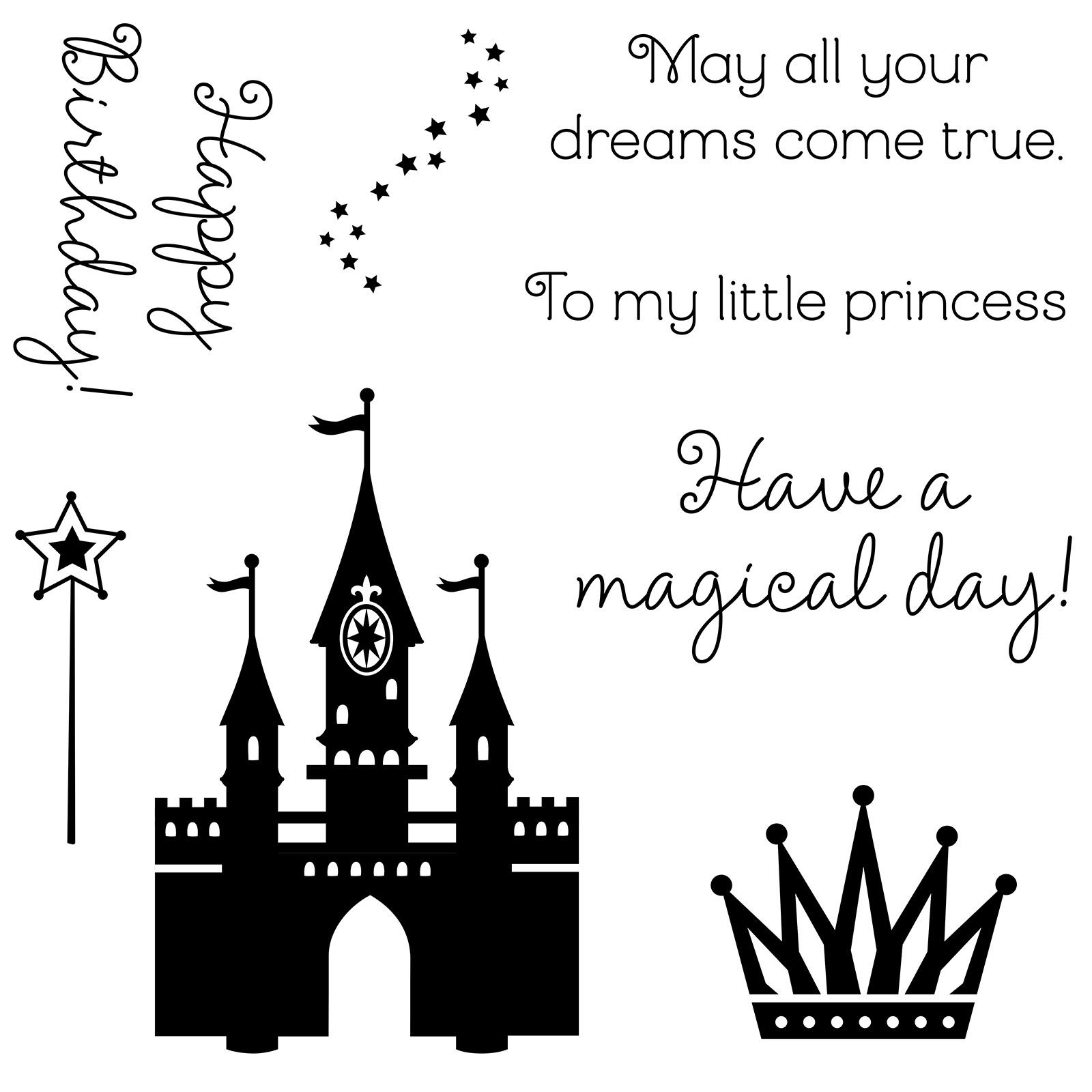 Fairytale Birthday (B1534)