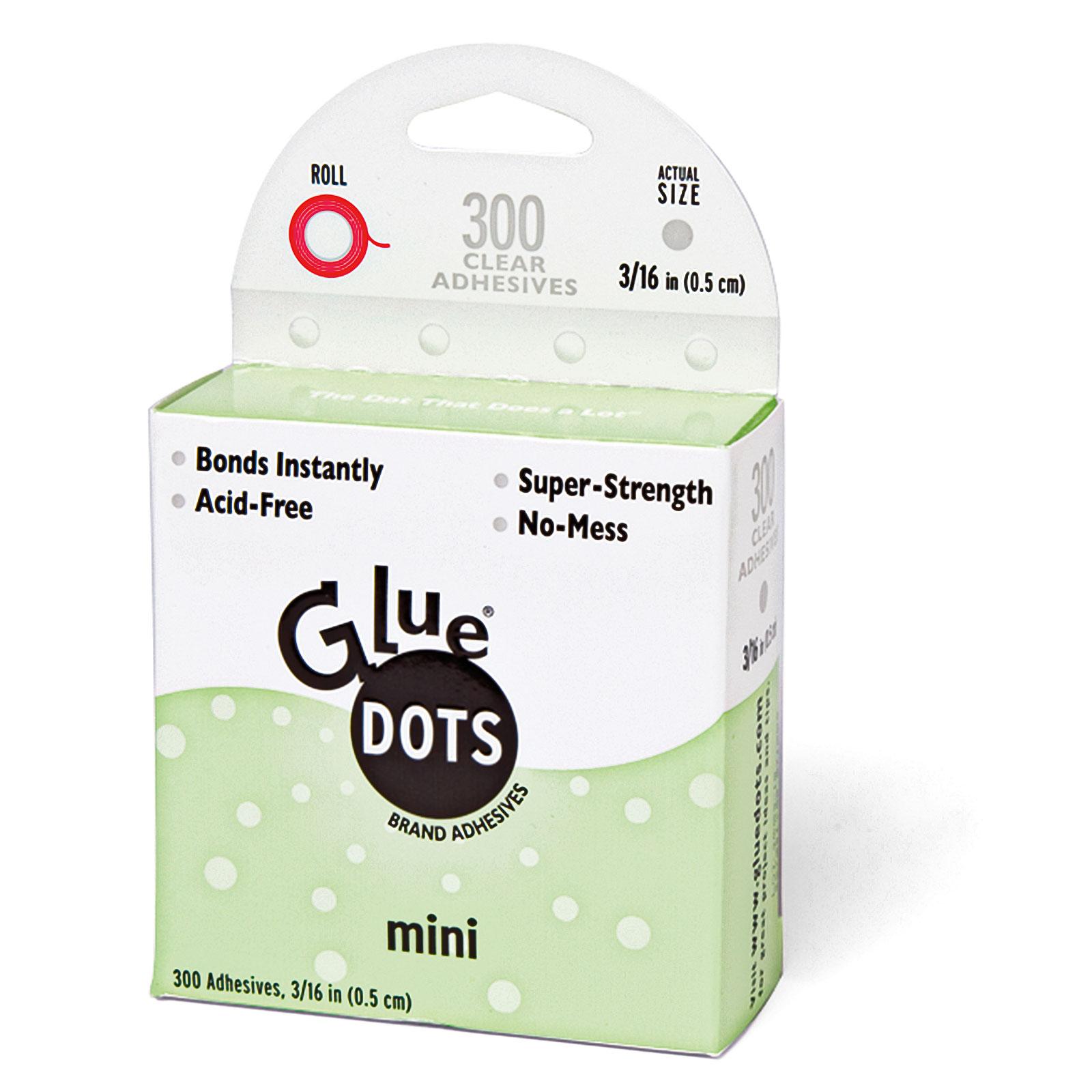 Memory Book Mini Glue Dots™