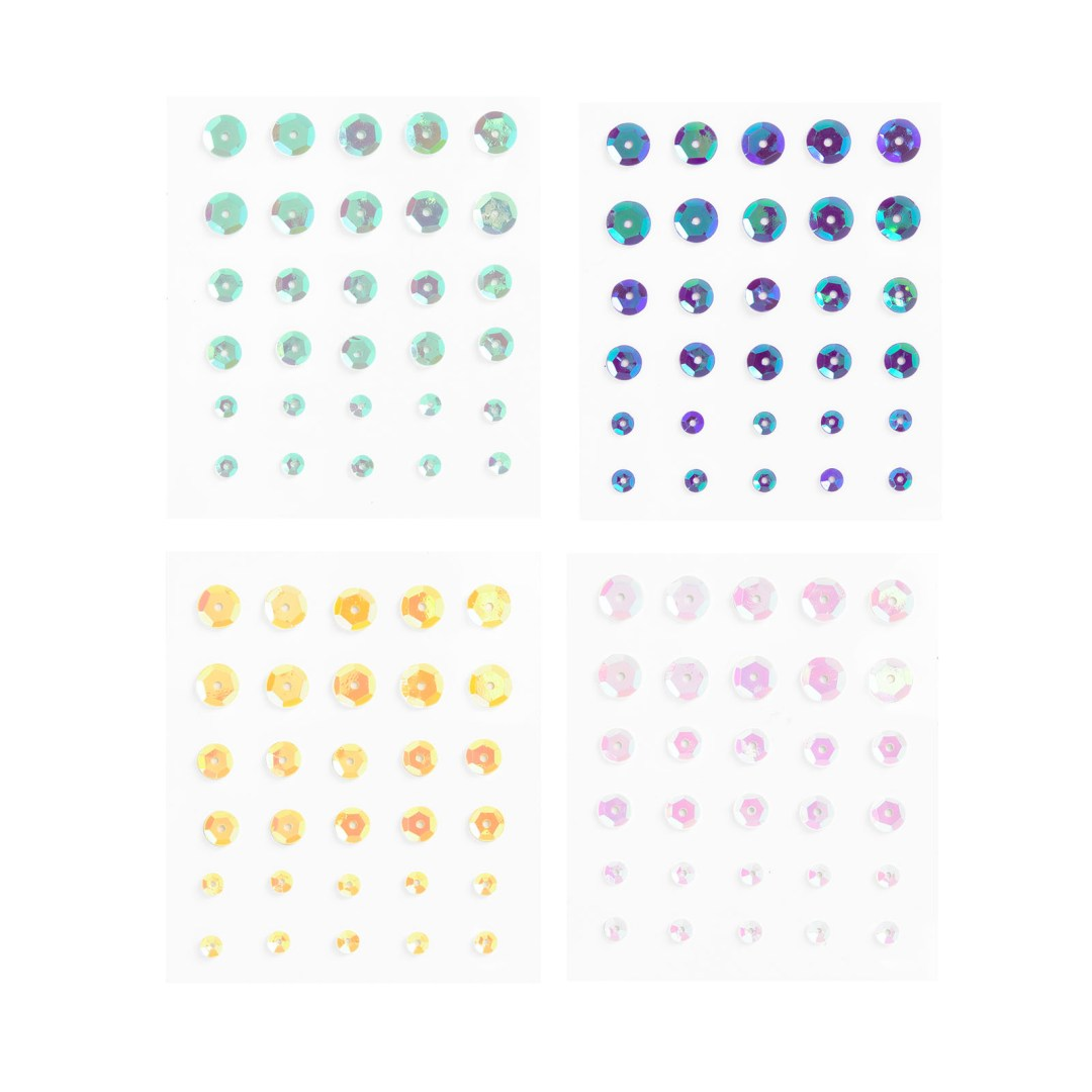I Heart Us Sequins Z4270 for your scrapbooking layout