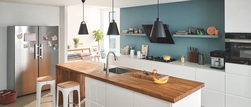 grohe zedra kitchen faucet convinces
