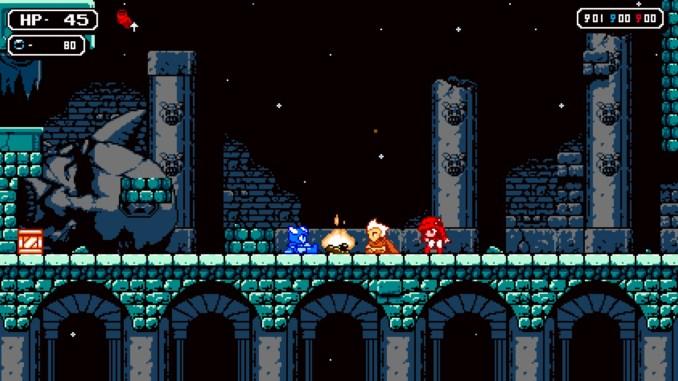 Astalon: Tears of the Earth screenshot 2