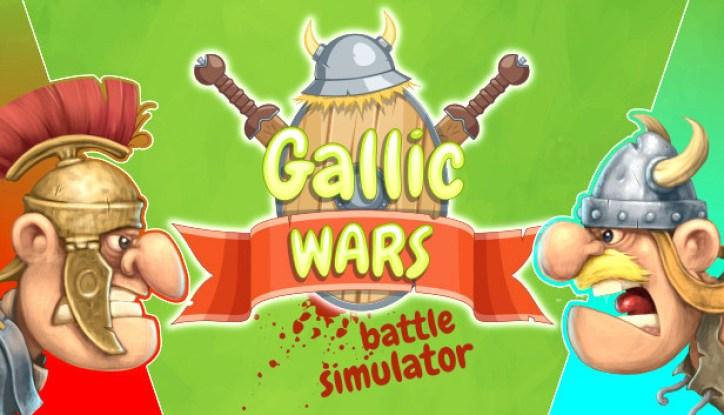 Hasil gambar untuk Gallic Wars: Battle Simulator