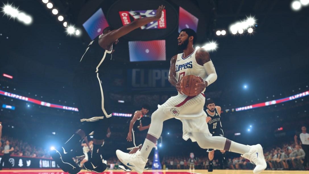 NBA 2K20  PREVIEW