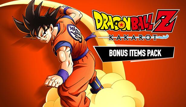 DRAGON BALL Z: KAKAROT Pre-Order DLC Pack on Steam