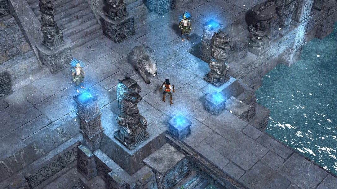 Aluna: Sentinel of the Shards  PREVIEW