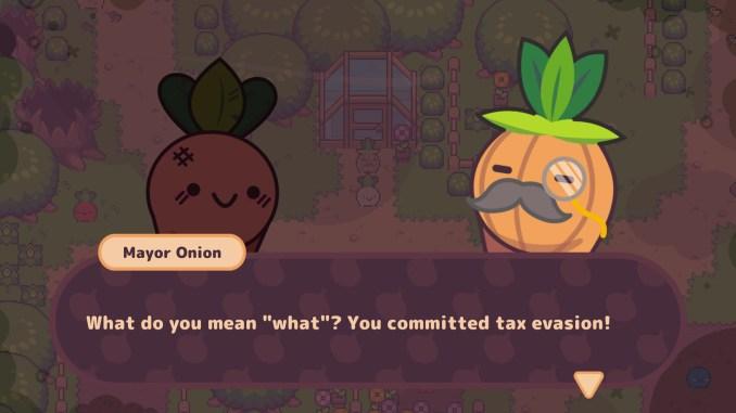Turnip Boy Commits Tax Evasion screenshot 1
