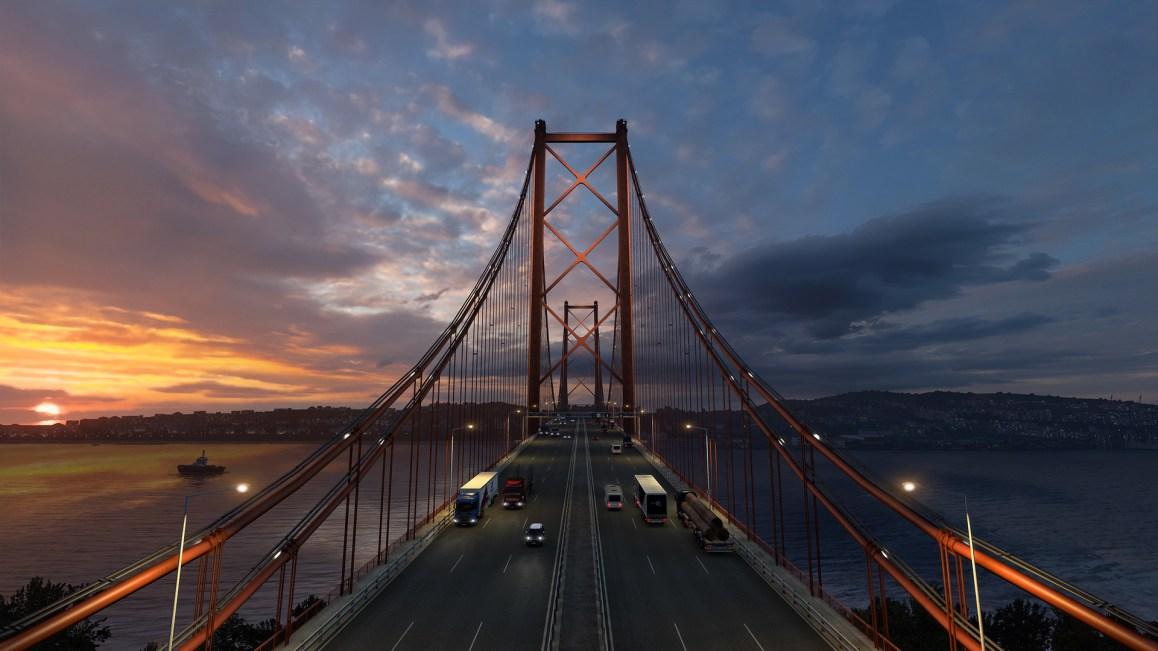 Euro Truck Simulator 2 - Iberia  PREVIEW