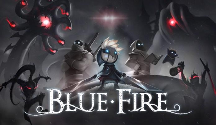 Blue Fire on Steam