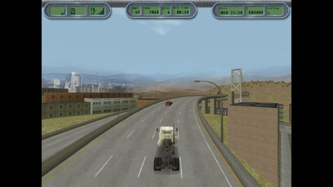 18 Wheels of Steel: Hard Truck screenshot 3