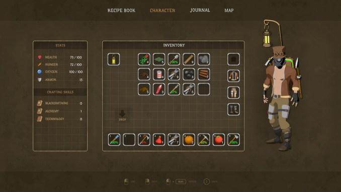 Scrapnaut screenshot 3