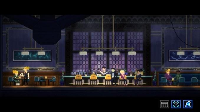 Lacuna - A Sci-Fi Noir Adventure screenshot 3