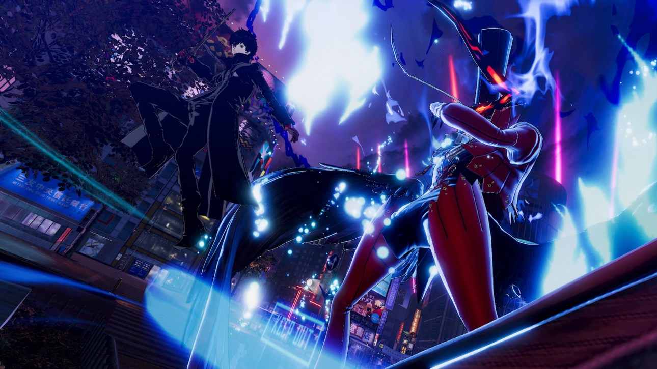 Persona 5 Strikers Deluxe Edition Free Download