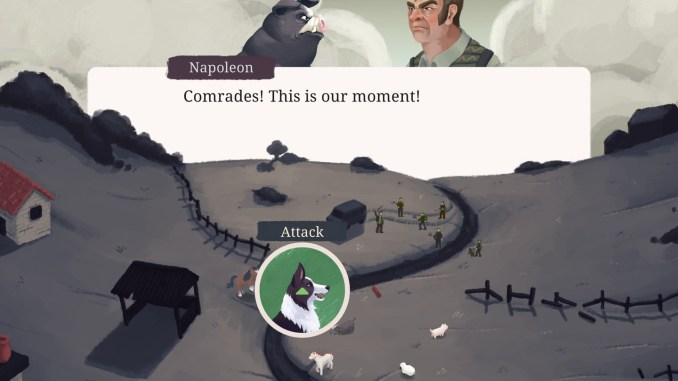 Orwell's Animal Farm screenshot 2