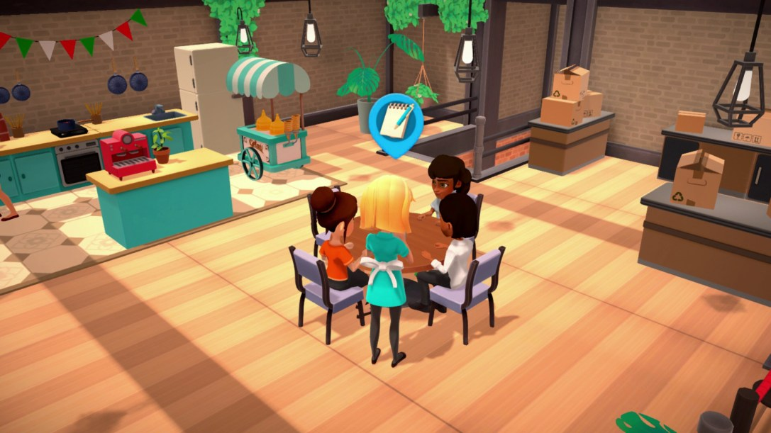 My Universe - Cooking Star Restaurant  PREVIEW